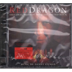 Danny Elfman CD Red Dragon OST Soundtrack Sigillato 0028947324829