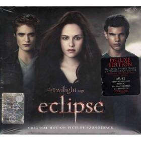 AA.VV. CD The Twilight Saga Eclipse Deluxe Ed OST Soundtrack 0075678924507