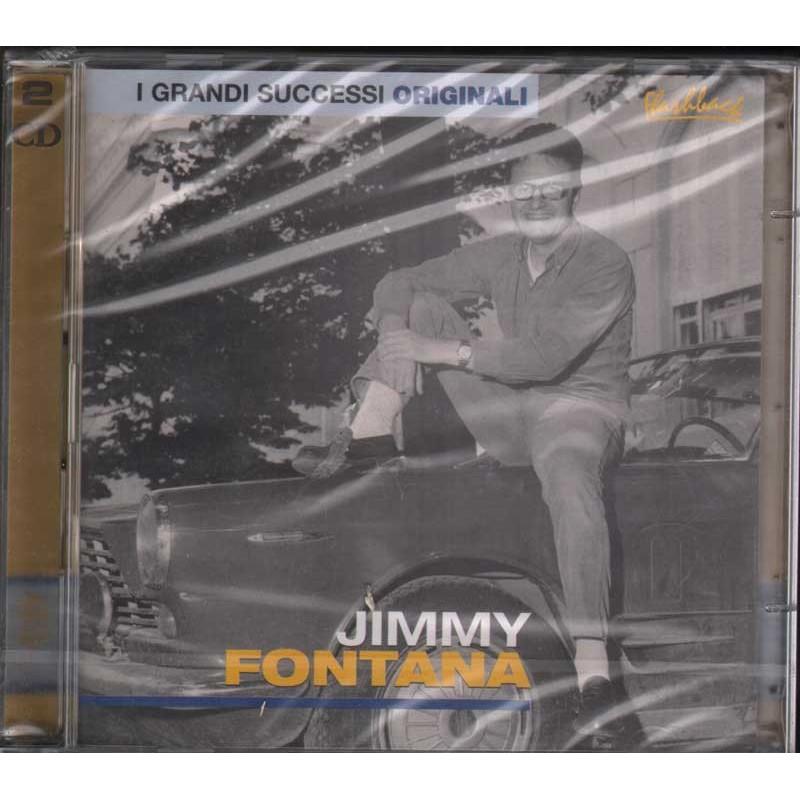 Jimmy Fontana 2 I Grandi Successi Originali Flashback 0743218198427