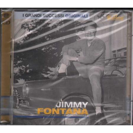 Jimmy Fontana 2 CD I Grandi Successi Originali Flashback Sigillato 0743218198427