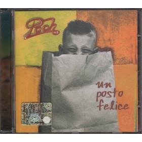 Pooh CD Un Posto Felice - CGD East West – 3984 27171-2 Sigillato 0731458968825