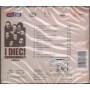AA.VV. CD I Dieci Comandamenti - Il Musical OST Soundtrack Sigillato 50997511132
