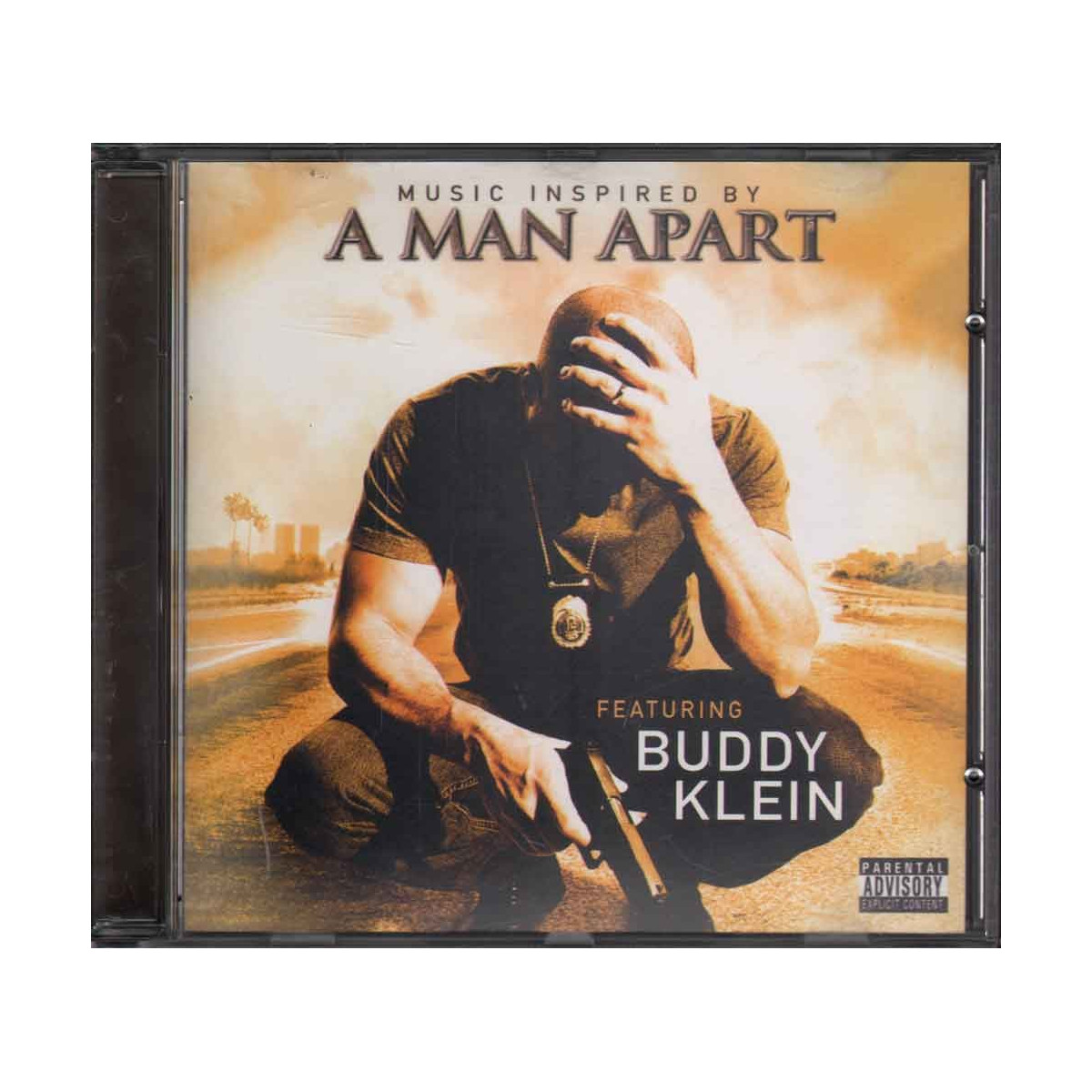Buddy Klein CD A Man Apart OST Soundtrack Nuovo 8717155997421