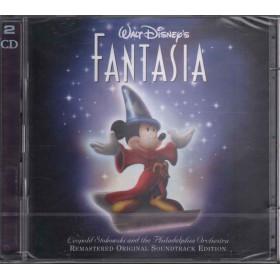 Leopold Stokowski CD Walt Disney's Fantasia OST Soundtrack Sig 0094635874327