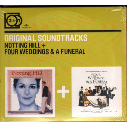 Notting Hill / Four Weddings And A Funeral CD OST Sigillato 0600753261422