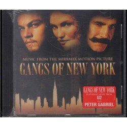 AA.VV. Gangs Of New York OST Soundtrack 0606949356521