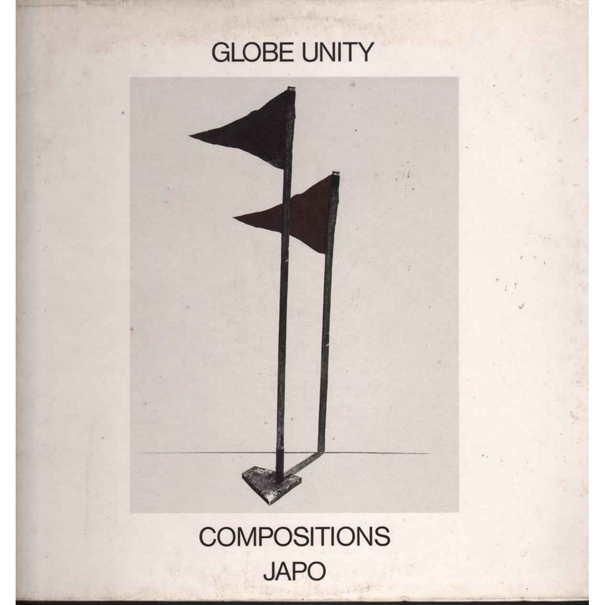 Globe Unity Lp 33giri Compositions Nuovo Japo Records ‎– JAPO 60027