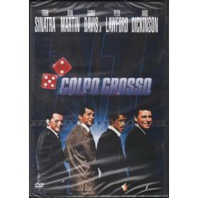 Colpo Grosso DVD D Martin / F Sinatra / S Davis Jr. Sigillato 7321958214947