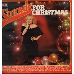 AA.VV. Lp 33giri Sounds For Christmas Nuovo Decca ‎– MOR 18