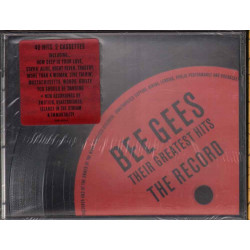 Bee Gees MC7 Their Greatest Hits The Record Sigillato 0731458940043