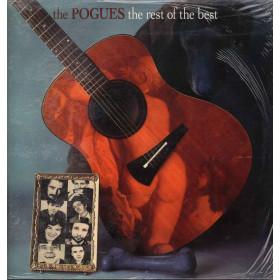 The Pogues Lp Vinile The Rest Of The Best / WEA WX471 9031-77371-1 Sigillato