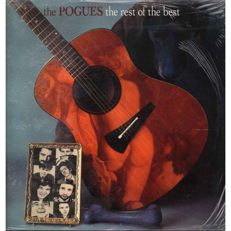The Pogues Lp 33giri The Rest Of The Best Sigillato 0090317737119