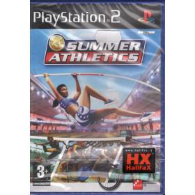 Summer Athletics Videogioco Playstation 2 PS2 Sigillato 4017244020363