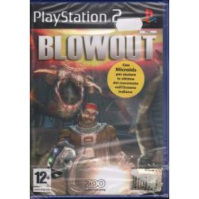 Blowout Videogioco Playstation 2 PS2 Sigillato 5060034552505