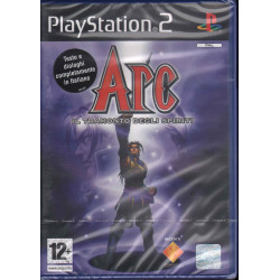 Arc Il Tramonto Degli Spiriti Videogioco Playstation 2 PS2 Sigillato 0711719601340