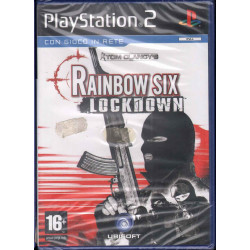Tom Clancy's Rainbow Six Lockdown Playstation 2 PS2 3307210186874