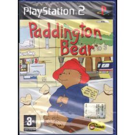 Paddington Bear Videogioco Playstation 2 PS2 Sigillato 5051272003324