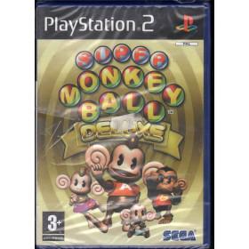 Super Monkey Ball Deluxe Videogioco Playstation 2 PS2 Sigillato 5060004764549