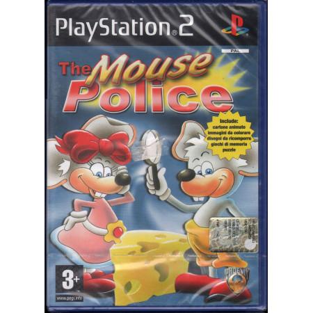 Mouse Police Videogioco Playstation 2 PS2 Sigillato 8717249594567