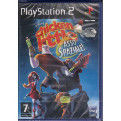 Chicken Little 2 Ace in Action Playstation 2 PS2 Sigillato 8717418107826