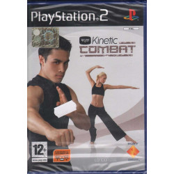 Eyetoy kinetic Combat Playstation 2 PS2 Sigillato 0711719648673