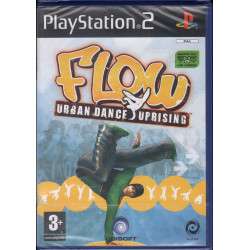 Flow: Urban Dance Uprising Videogioco Playstation 2 PS2 Sigillato 3307210211965