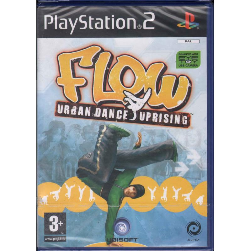 Flow: Urban Dance Uprising Videogioco Playstation 2 PS2 Sigillato 3307210211965
