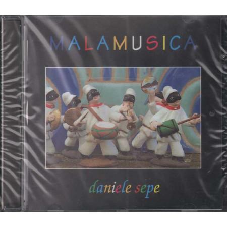 Daniele Sepe CD Malamusica / POLOSUD / PS008 Sigillato 8022539550087