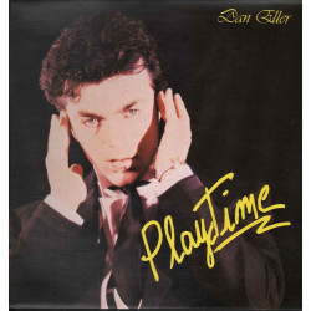 "Dan Eller Vinile 12"" Play Time Nuovo NW10001"