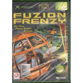 Fuzion Frenzy Videogioco XBOX Nuovo Sigillato 0659556980696