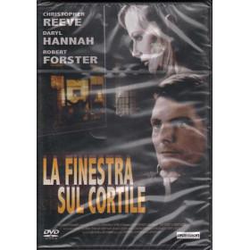 La Finestra Sul Cortile DVD C. Reeve / D. Hannah Sigillato 8016207878207