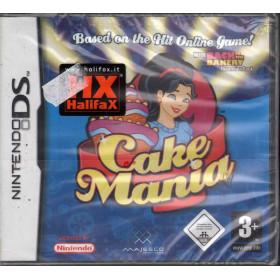 Cake Mania Videogioco Nintendo DS NDS Sigillato 5060136650086