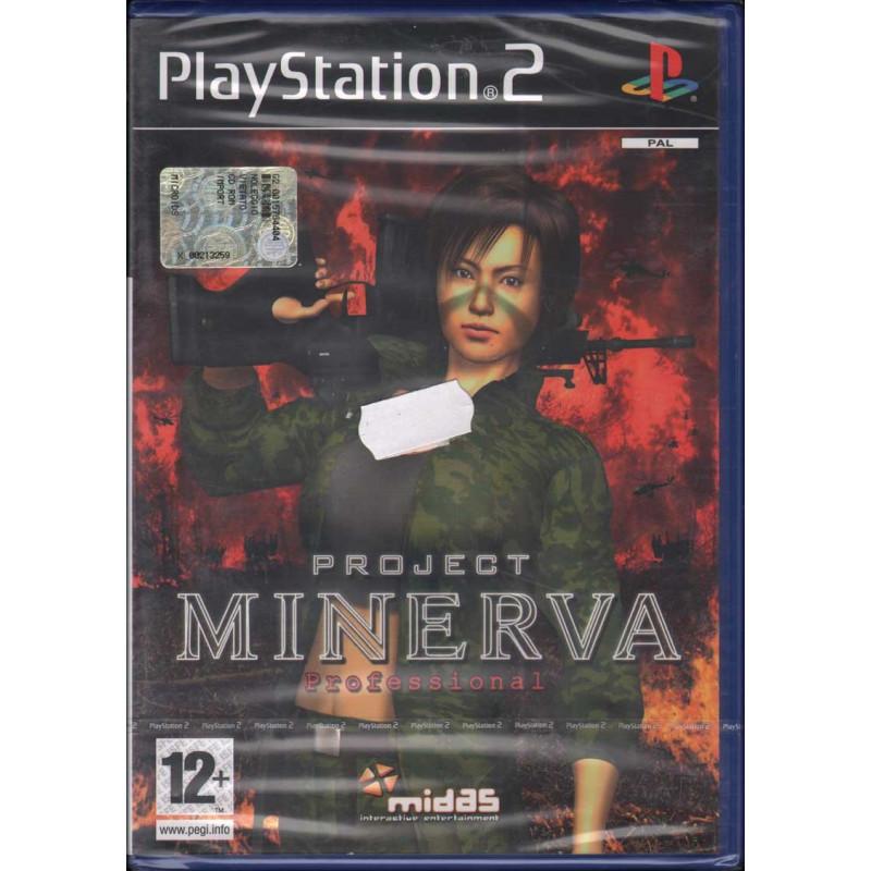 Project Minerva Professional Videogioco Playstation 2 PS2 Sigillato 5036675004703