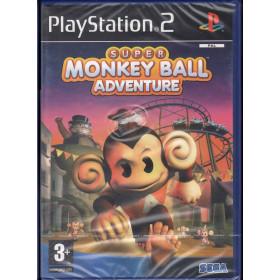 Super Monkey Ball Adventure Playstation 2 PS2 Sigillato 5060004767847