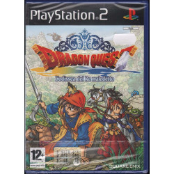 Dragon Quest: L'Odissea Del Re Playstation 2 PS2 Sigillato 5060121820067