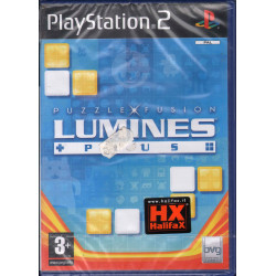 Lumines Plus Videogioco Playstation 2 PS2 Sigillato