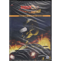 Diabolik Track of the Panther Vol. 10 DVD Memoria Addio! Sig 8032807007083