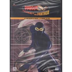 Diabolik Track of the Panther Vol. 9 DVD Le ricchezze di Maya Sig 8032807007076