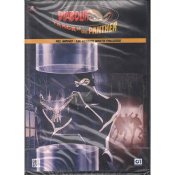 Diabolik Track of the Panther Vol. 6 DVD Nel Mirino Sigillato 8032807007045