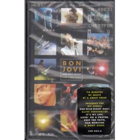 Bon Jovi MC7 One Wild Night: Live 1985-2001 Sigillato 0731454886543