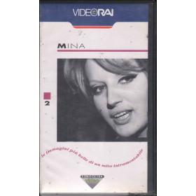 Mina VHS Le Immagini Più Belle di un Mito Intramontabile Vol 2 Sig 8003927109643