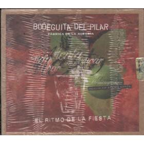 Bodeguita Del Pilar  El Ritmo De La Fiesta CD Delta DDM2460 Sigillato 8032745224603