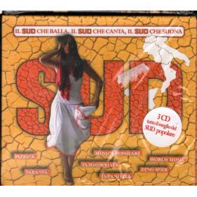 AA.VV. CD Il Sud Che Balla,Che Canta,Che Suona Sigillato 8033237762610