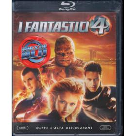 I Fantastici 4 BRD Blu Ray Jessica Alba / Michael Chiklis Sig 8010312066986