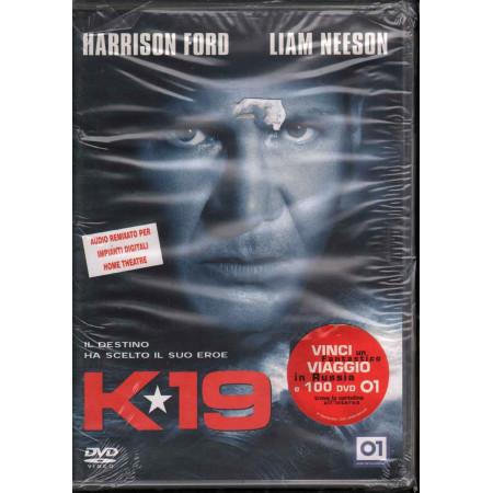 K19 DVD Harrison Ford / Liam Neeson Sigillato 8013123768209