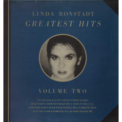 Linda Ronstadt Lp 33giri Greatest Hits Volume Two Nuovo W 52255