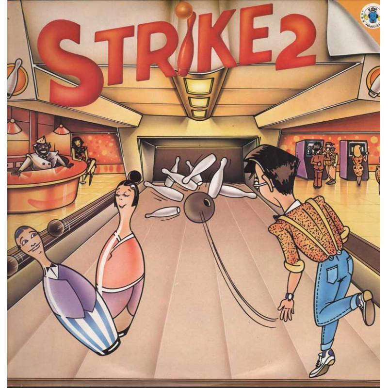 """AA.VV. Vinile 12"""" Strike 2 Nuovo 026409"""