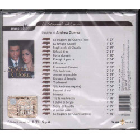 Andrea Guerra CD Le Stagioni Del Cuore OST Soundtrack Sigillato 5099751714026