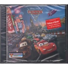 Michael Giacchino CD Cars 2 OST Soundtrack Sigillato 5099909792425