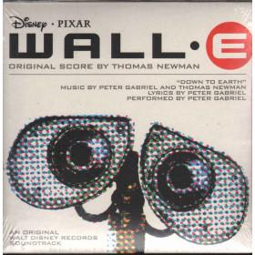 Thomas Newman CD WALL·E OST Soundtrack Sigillato 5099922823526